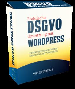 DSGVO WordPresskurs