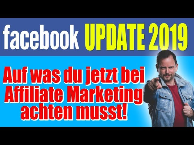 Facebook Update 2019