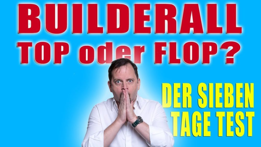 Builderall 7 Tage Test