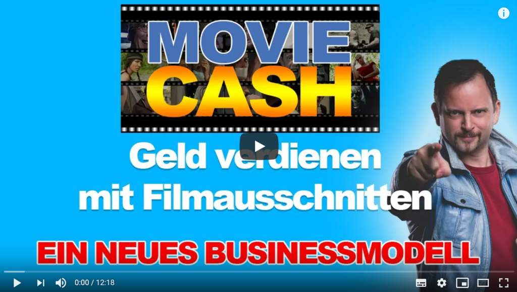 Moviecash - Video - Filmpakete erklärt
