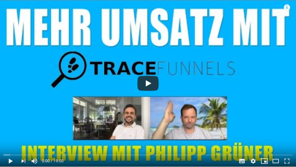 Tracefunnels - Interview