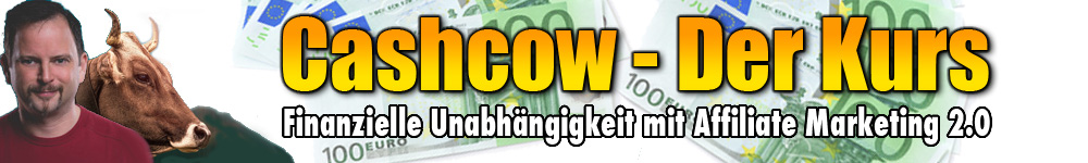 Affiliate Marketing Kurs Cashcow