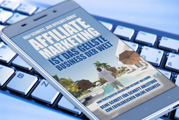 Affiliate Marketing Buch von Ralf Schmitz