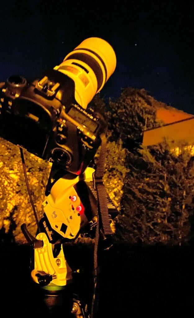 Work Life Balance Astronomie als Hobby