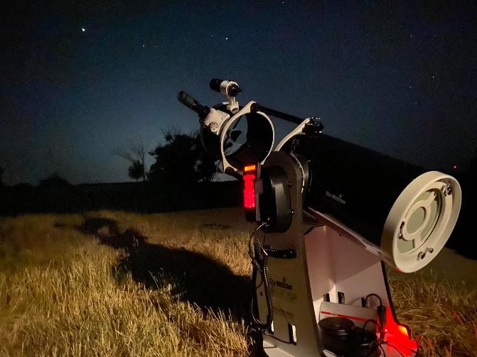 Astronomie als entschleunigendes Hobby. Perfekt für die Work Life Balance
